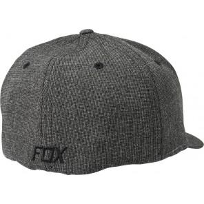 Czapka Z Daszkiem Fox Completely Flexfit Heather Black L/xl