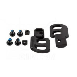 Hope Uchwyty manetek Tech 3 Shimano XTR M9000 Czarne Para
