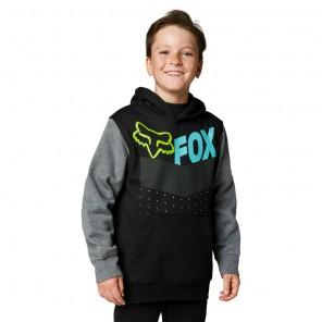 Bluza z kapturem FOX Junior Trice czarny