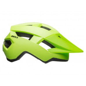 Kask juniorski BELL SPARK JUNIOR matte bright green black roz. Uniwersalny (50-57 cm) (NEW)