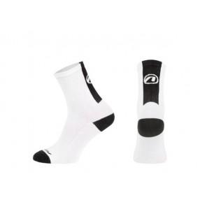Skarpetki Accent Stripe biały/czarny