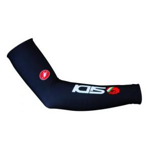 Rękawki kolarskie SIDI czarne L (Castelli)