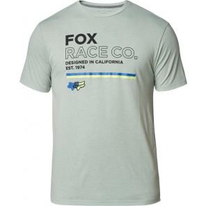 T-shirt Fox Analog Tech Eucalyptus