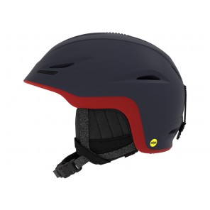 Kask zimowy GIRO UNION MIPS matte midnight dark red sierra roz. L (59-62.5 cm)