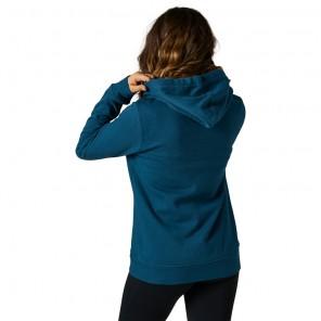 Bluza z kapturem FOX Lady Boundary niebieski