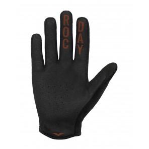 Rękawiczki ROCDAY Flow New czarny/czerwony