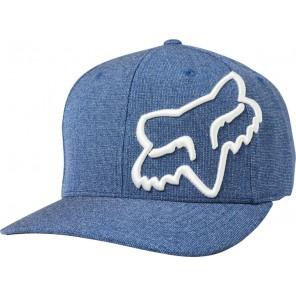 Czapka Z Daszkiem Fox Clouded Flexfit Royalal Blue S/m