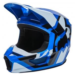 Kask FOX Junior V1 Lux Blue