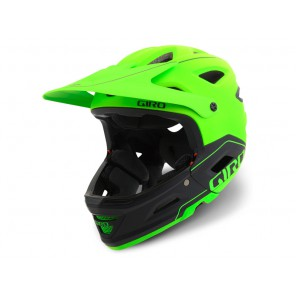 Giro 2018 Switchblade Integrated Mips matte lime black-M