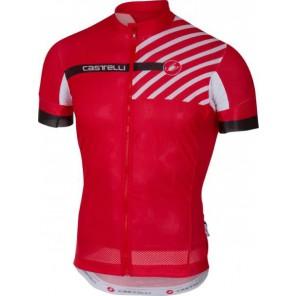Castelli Koszulka kolarska AR 4.1, czerwona