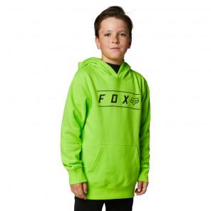 Bluza z kapturem FOX Junior Pinnacle żółty