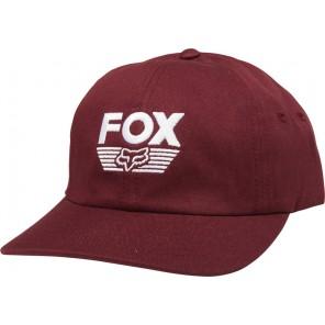 Czapka Z Daszkiem Fox Lady Ascot Cranberry Os