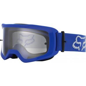 Gogle FOX Junior Main Stray Blue (szyba clear)