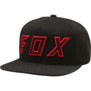 Czapka Z Daszkiem Fox Posessed Snapback Black Os