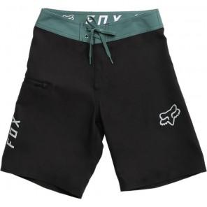 Boardshort Fox Junior Overhead Black/green Y24