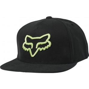 Czapka Z Daszkiem Fox Instill Snapback Black/green Os