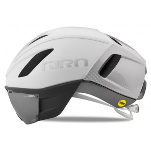 Kask czasowy GIRO VANQUISH INTEGRATED MIPS matte white silver roz. M (55-59 cm) (NEW)