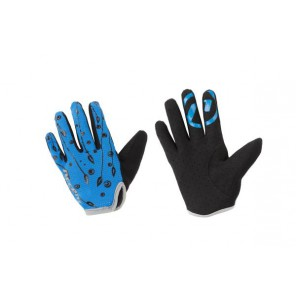 Accent Rękawiczki dziecięce Elsa niebieskie XS
