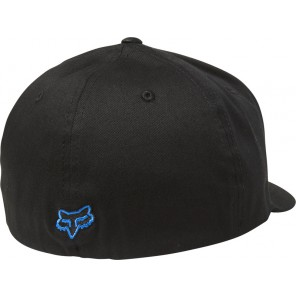 Czapka Z Daszkiem Fox Flex 45 Black/blue Xs/s