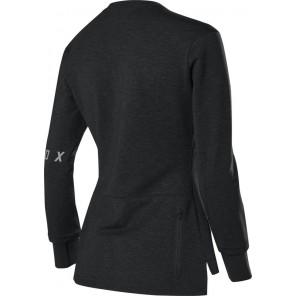 Koszulka Rowerowa Fox Lady Z Długim Rękawem Ranger Thermo Black