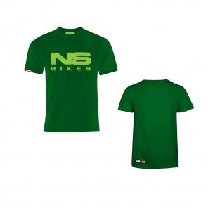 NS Bikes T-shirt NS Logo Zielony S