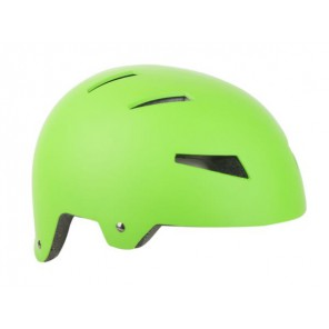 Kask AUTHOR LYNX zielony fluo 52-57