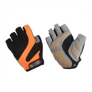 Accent Rękawiczki Apex czarno-pomarańczowe M