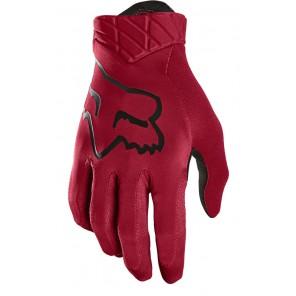 Fox Rękawiczki Airline Red