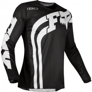 FOX 180 COTA JUNIOR jersey-czarny-S