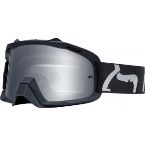 GOGLE FOX AIR SPACE RACE BLACK - SZYBA CLEAR