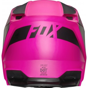 FOX V-1 PRZM kask różowy