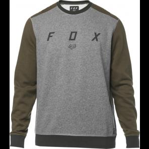 FOX DESTRAKT HEATHER GRAPHITE BLUZA