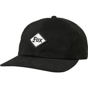 FOX LADY WHATA PEACH BLACK CZAPKA