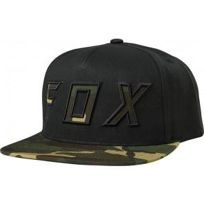 FOX POSESSED BLACK CZAPKA