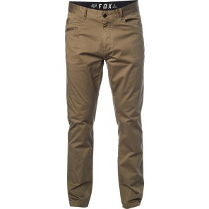FOX STRETCH CHINO BARK SPODNIE