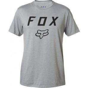 FOX LEGACY MOTH HEATHER GRAPHITE T-SHIRT