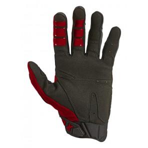 Rękawiczki FOX Bomber czerwony