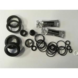 Zestaw o-ringów, 34mm, MATTOC, MAGNUM, MASTODON