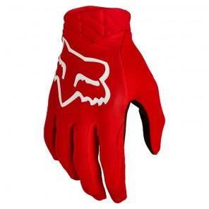 Rękawiczki FOX Airline czerwony