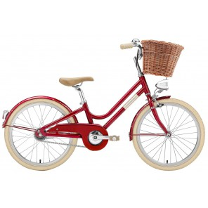 "Creme Cycles Rower MINI MOLLY 20"" RED 3s"