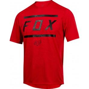 FOX RANGER BARS JERSEY-czerwony-L