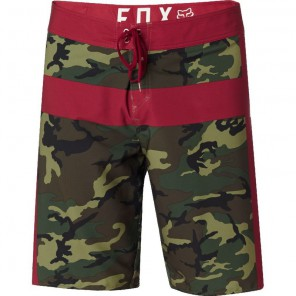Boardshort Fox Camouflage Moth Green Camo 32