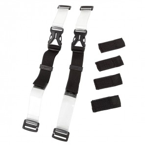 Leatt Strap Pack DBX, GPX all sizes Clear