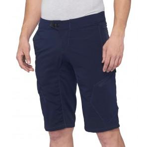 Szorty męskie 100% RIDECAMP Shorts navy