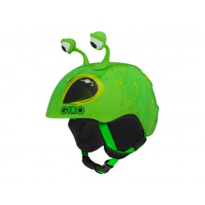 Kask zimowy GIRO LAUNCH PLUS bright green alien roz. S (52-55.5 cm)