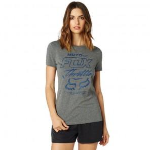 Fox Lady Throttle Maniac koszulka damska