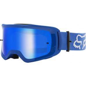 Gogle FOX Main Stray Blue (szyba spark blue)