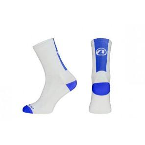 Skarpetki ACCENT Stripe biały/niebieski