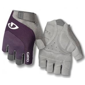 Rękawiczki damskie GIRO TESSA GEL krótki palec dusty purple white roz. S (obwód dłoni 153-169 mm / dł. dłoni 153-160 mm) (NEW)