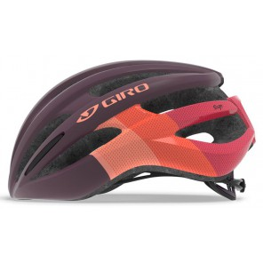 Kask szosowy GIRO SAGA matte dusty purple bars roz. S (51-55 cm) (NEW)